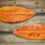 colorful kayak paddles stock photo © pixelsaway