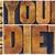 palavra · abstrato · vintage · madeira - foto stock © pixelsaway