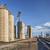 grain elevators in rural colorado stock photo © pixelsaway