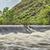 rivier · een · talrijk · water · fort · groene - stockfoto © pixelsaway