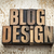 веб-дизайн · древесины · тип · текста · Vintage - Сток-фото © pixelsaway