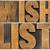 wish list word abstract typography stock photo © pixelsaway
