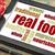 voeding · woordwolk · groot · menselijke · lichaam · dieet - stockfoto © pixelsaway