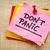 しない · パニック · 警告 · 孤立した · 文字 · ヴィンテージ - ストックフォト © pixelsaway
