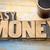 pénz · szó · absztrakt · magasnyomás · fa - stock fotó © pixelsaway