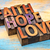 inanç · umut · sevmek · matbaacılık · kolaj · yalıtılmış - stok fotoğraf © pixelsaway
