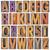 english alphabet in wood type stock photo © pixelsaway