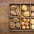 noten · geïsoleerd · witte · voedsel · zaad · moer - stockfoto © pixelsaway