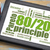 produttività · word · cloud · digitale · tablet · Cup · tè - foto d'archivio © pixelsaway