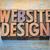 website design word abstract in wood type stock photo © pixelsaway