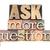 kérdések · válaszok · fa · betűszó · izolált - stock fotó © pixelsaway