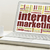 internet marketing word cloud stock photo © pixelsaway
