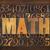 matematika · magasnyomás · izolált · fehér · szó · írott - stock fotó © pixelsaway