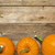 autumn pumpkin on rustic wood stock photo © pixelsaway