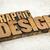 projektu · słowo · vintage · drewna · typu - zdjęcia stock © pixelsaway
