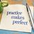 gyakorlat · tökéletes · keresztrejtvény · puzzle · doboz · kék - stock fotó © pixelsaway