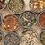 органический · чай · текстуры · кофеин · свободный · лист - Сток-фото © pixelsaway