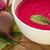 red beet cream soup stock photo © pixelsaway