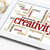 creativity word cloud on tablet stock photo © pixelsaway