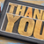 obrigado · tipografia · palavra · abstrato · madeira - foto stock © pixelsaway