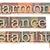 harmony balance and stability stock photo © pixelsaway