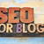 seo for blogs in wood type stock photo © pixelsaway