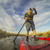 stand up paddling sup in a wetland stock photo © pixelsaway