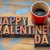 café · texto · feliz · día · de · san · valentín · primer · plano · amarillo - foto stock © pixelsaway