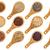 variëteit · glutenvrij · Rood · zwarte · bruin - stockfoto © pixelsaway