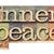 inner peace in wood type stock photo © PixelsAway