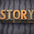 öykü · kelime · tip · yalıtılmış · bağbozumu - stok fotoğraf © pixelsaway