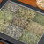 loose leaf green tea background on tablet stock photo © pixelsaway