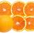 abstrato · laranja · fatias · comida · fundo · foto - foto stock © pixelsaway