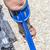 velha · caminhada · muletas · senior · mulher · ajudar - foto stock © pixinoo