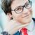 человека · жест · фотография · красивый · мужчина - Сток-фото © pixinoo