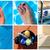 kolaj · bakım · havuz · kış · yüzme - stok fotoğraf © pixinoo