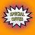 special offer label in pop art style stock photo © pixxart