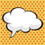 Поп-арт · комического · речи · пузырь · дизайна · искусства · облаке - Сток-фото © PiXXart