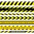 黄色 · 警察 · テープ · 孤立した · 画像 · 単語 - ストックフォト © pixxart