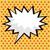 pop · art · komische · tekstballon · ontwerp · kunst · oranje - stockfoto © PiXXart