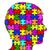 puzzle · fej · emberi · férfi · egészség · háttér - stock fotó © pixxart