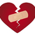 branco · vetor · coração · vermelho · rosa - foto stock © pixxart