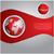 specjalny · czerwony · świecie · Pokaż · streszczenie · technologii - zdjęcia stock © place4design