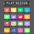 especial · ui · iconos · web · móviles · aplicaciones - foto stock © place4design