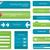 botones · de · internet · efecto · herramientas · impresión · negro · impresora - foto stock © place4design