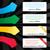 szett · eredeti · terv · elemek · izolált · fehér - stock fotó © place4design