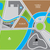 vector city map stock photo © place4design