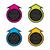 kleurrijk · vector · stickers · ingesteld · iconen · papier - stockfoto © place4design