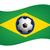 brasil · 2014 · mundo · futebol · campeonato · abstrato - foto stock © place4design