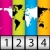special background with world map stock photo © place4design